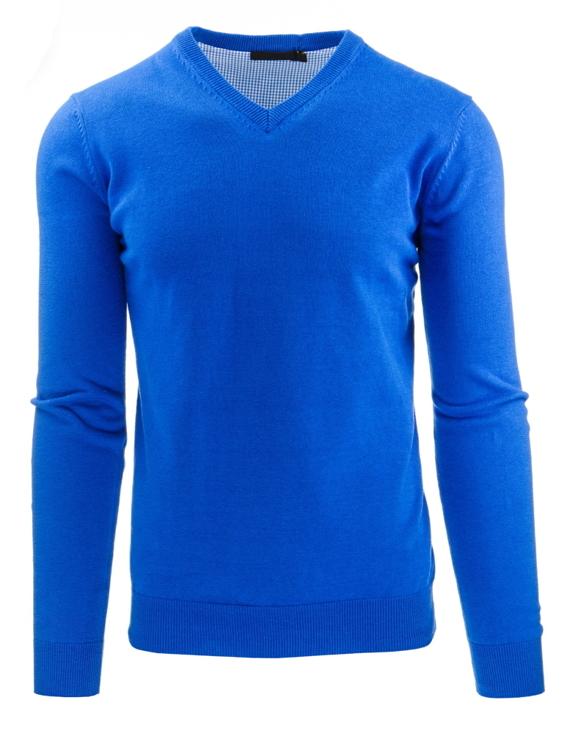 Sweter M Ski Niebieski Wx0756 Sklep Online