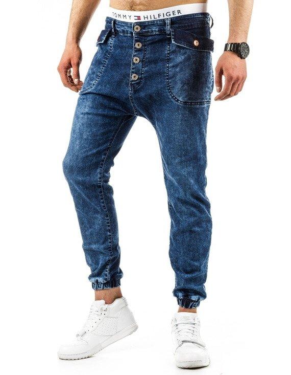 Spodnie Joggery M Skie Granatowe Ux0669 Sklep Online