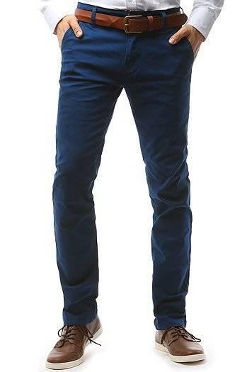 507103994e82e Spodnie męskie chinos ciemnoniebieskie (ux1584) - sklep online ...