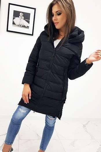 6593c8b953 Kurtka damska VIKI zimowa pikowana czarna (ty0509) - sklep online ...