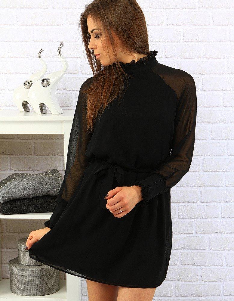 Sukienka ZOE czarna (ey0232)