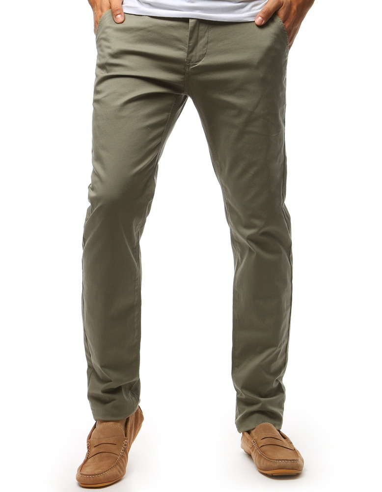 Pánske nohavice khaki