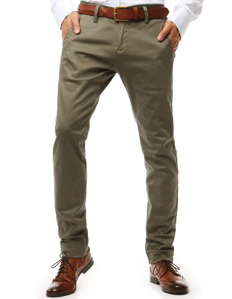 Pánske nohavice béžové