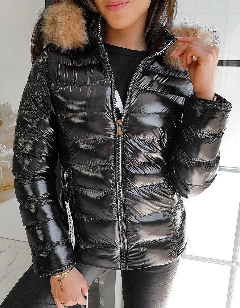 Kurtka damska BOSTONS czarna TY1372
