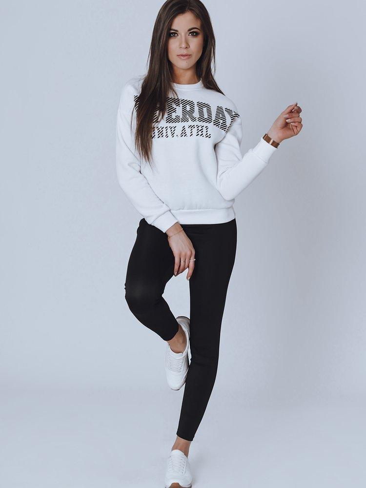 Bluza damska MISSY biała BY0809