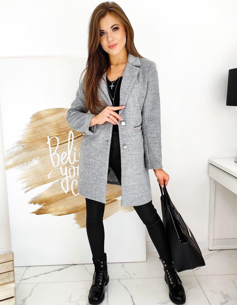 Dámsky elegantný kabát STREET LIKE NY0354