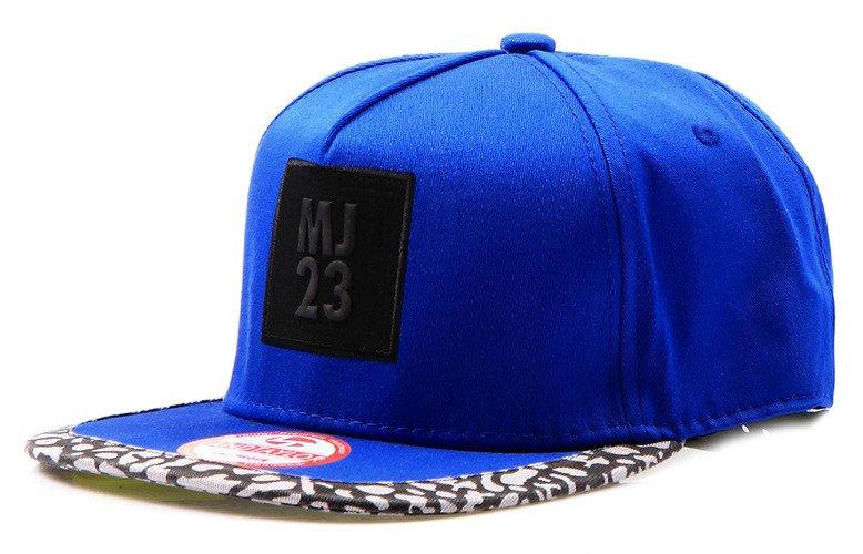 Pánska čiapka snapback svetlo modrá