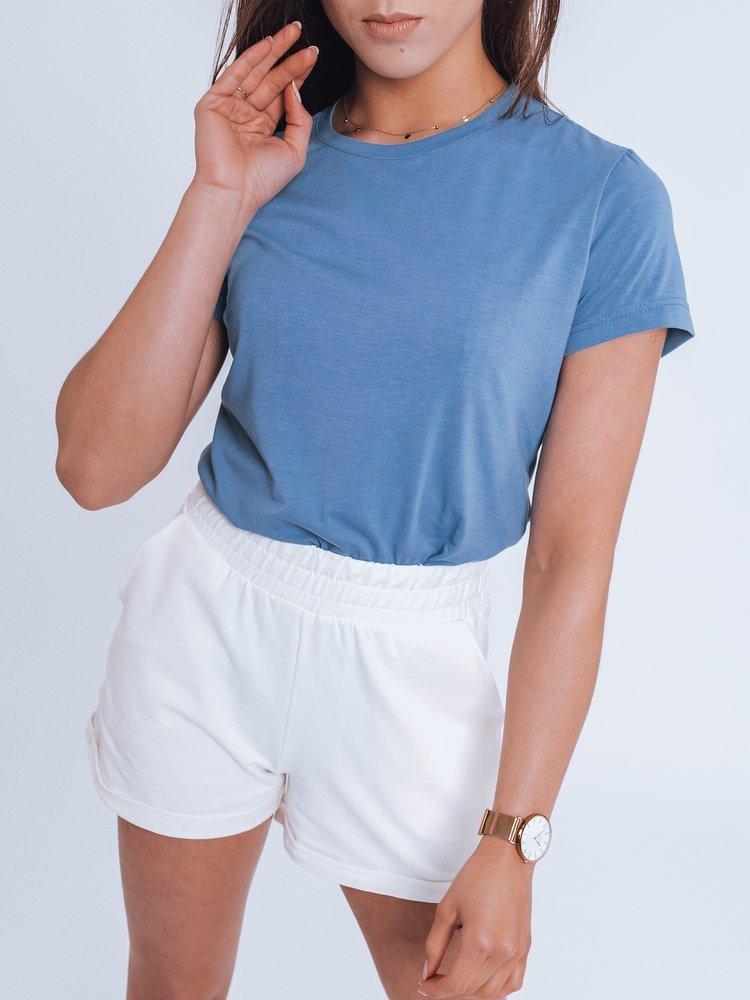 T-shirt damski MAYLA II jasnoniebieski Dstreet RY1732