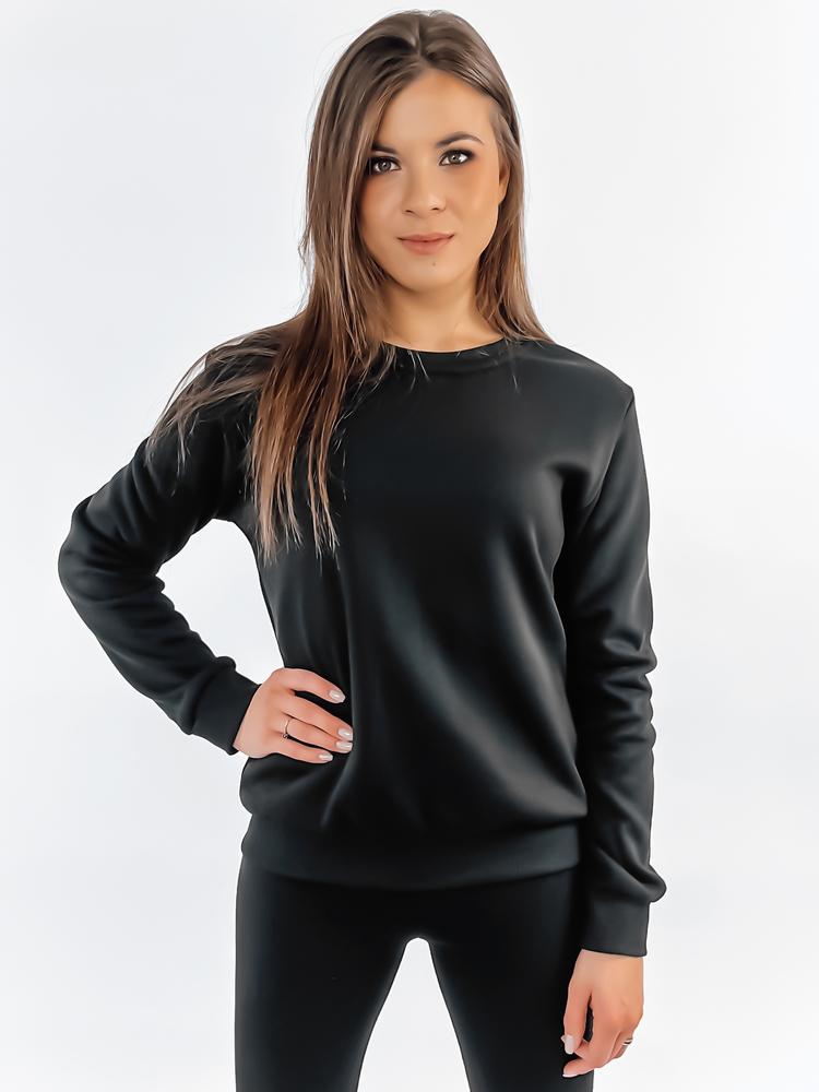 Bluza damska FASHION II czarna BY0150