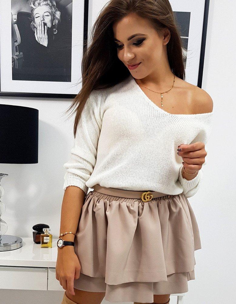 Dámsky sveter MILLAU biely