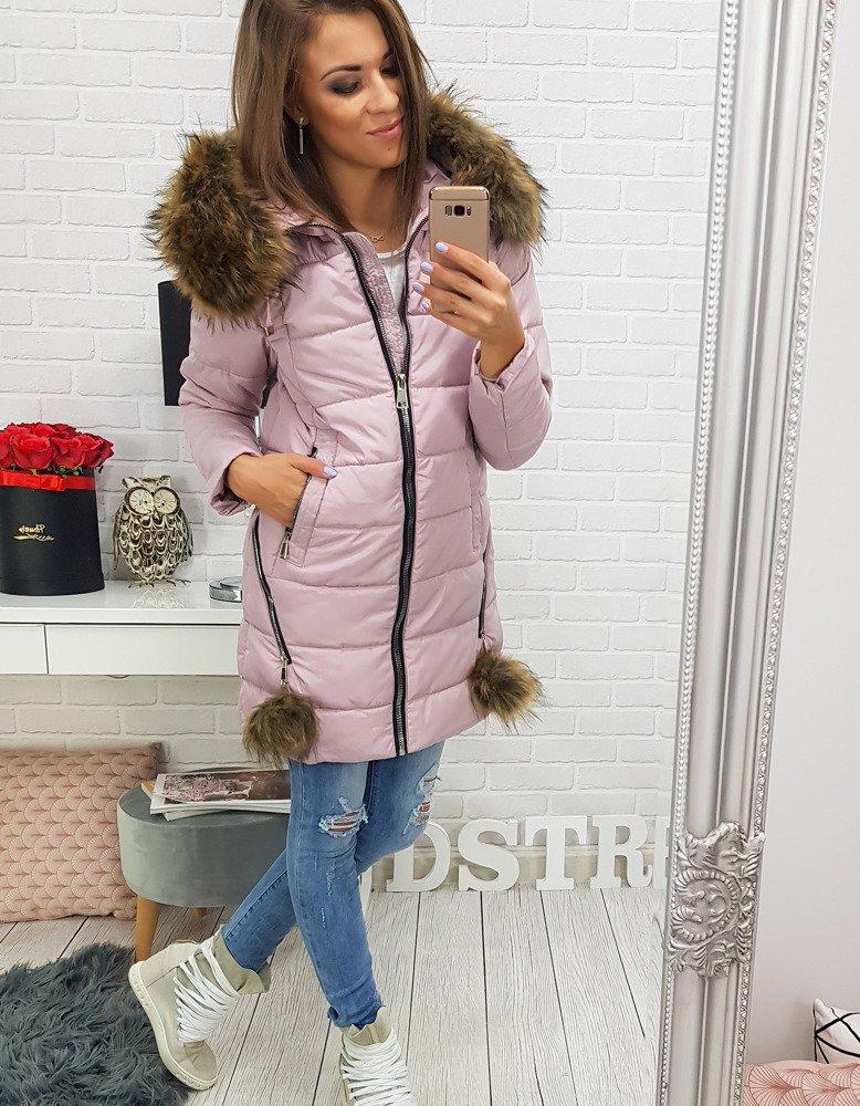 Dámska trendová zimná bunda (ty0275)