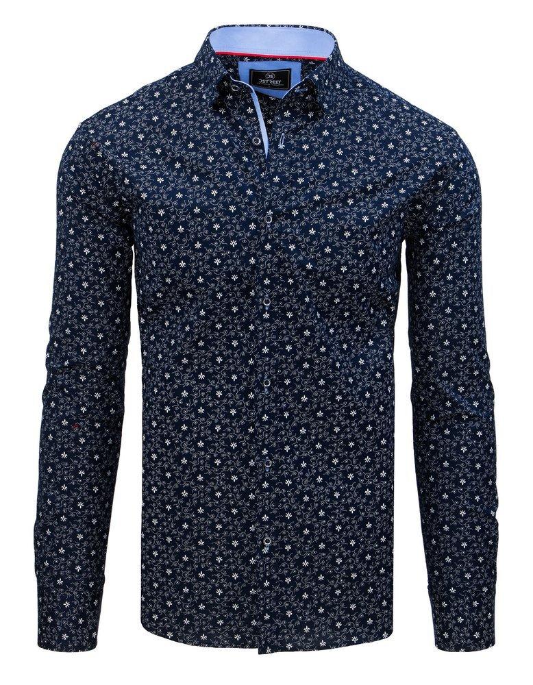 Košeľa modrá