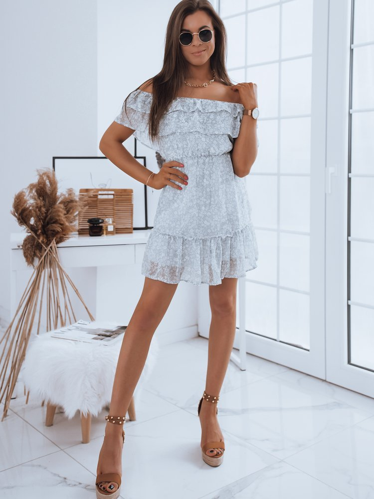 Sukienka hiszpanka KAJRA miętowa Dstreet EY1684