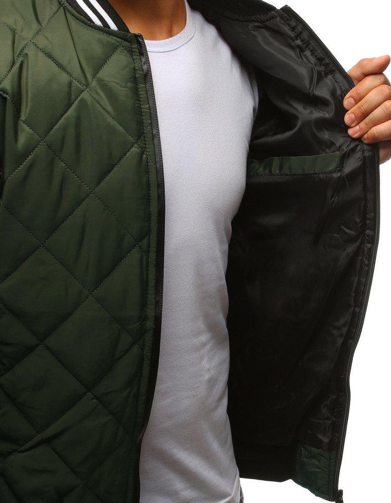 d2fabf520911 Pánska bunda bomber jacket zelená · 16801 · 16801 · 16801 · 16801 ...