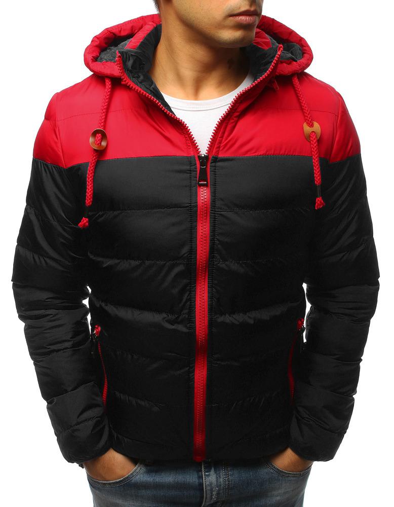 Štýlová pánska zimná bunda (tx2494)
