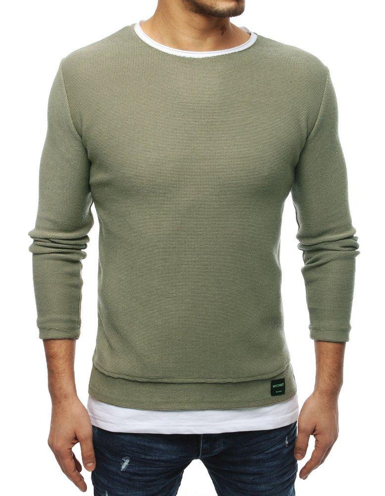 Pansky pulóver khaki