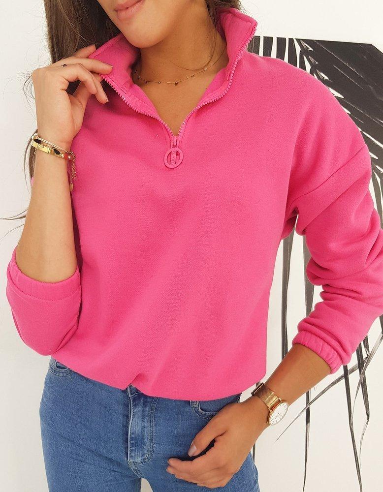Bluza damska BLISS różowa Dstreet BY0499