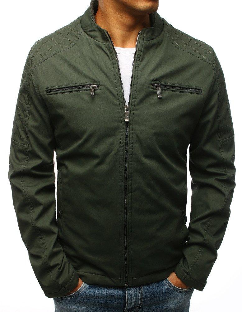 Zelená pánska bunda (tx2991)