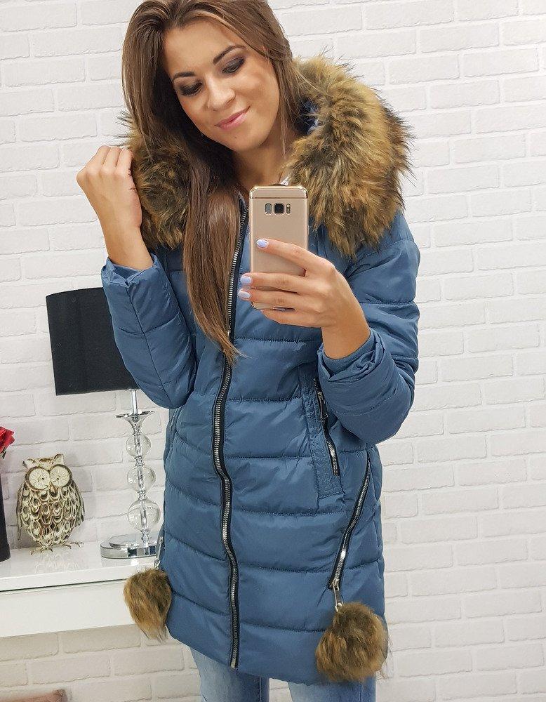 Módna dámska zimná bunda (ty0276)