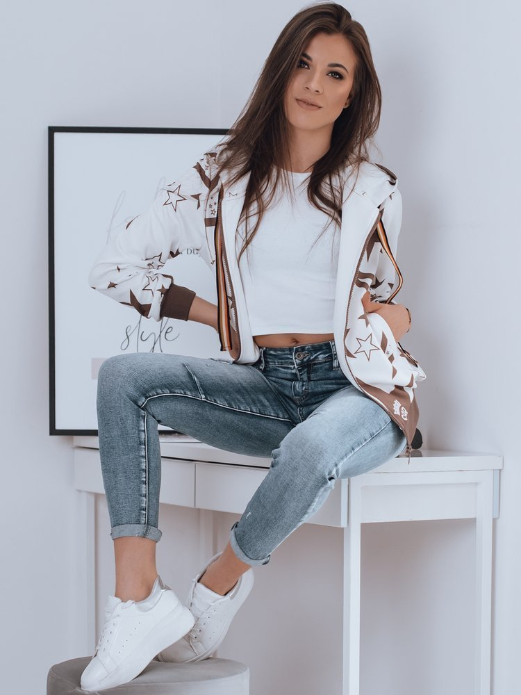 Bluza damska MAIA biała Dstreet BY0768