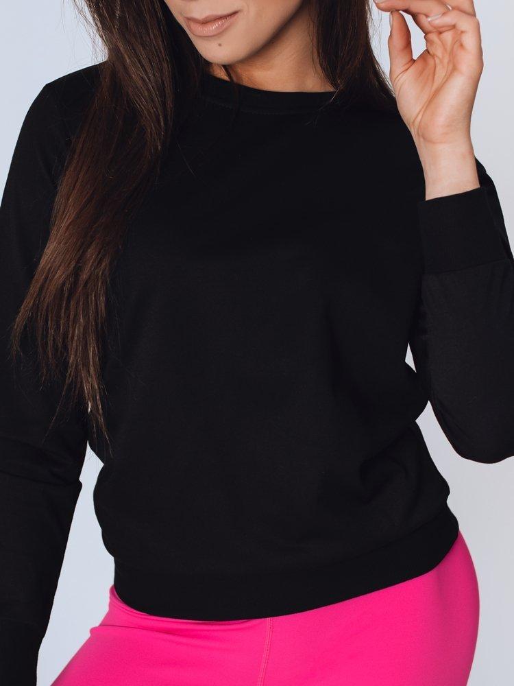 Bluza damska ODESSA czarna BY0660