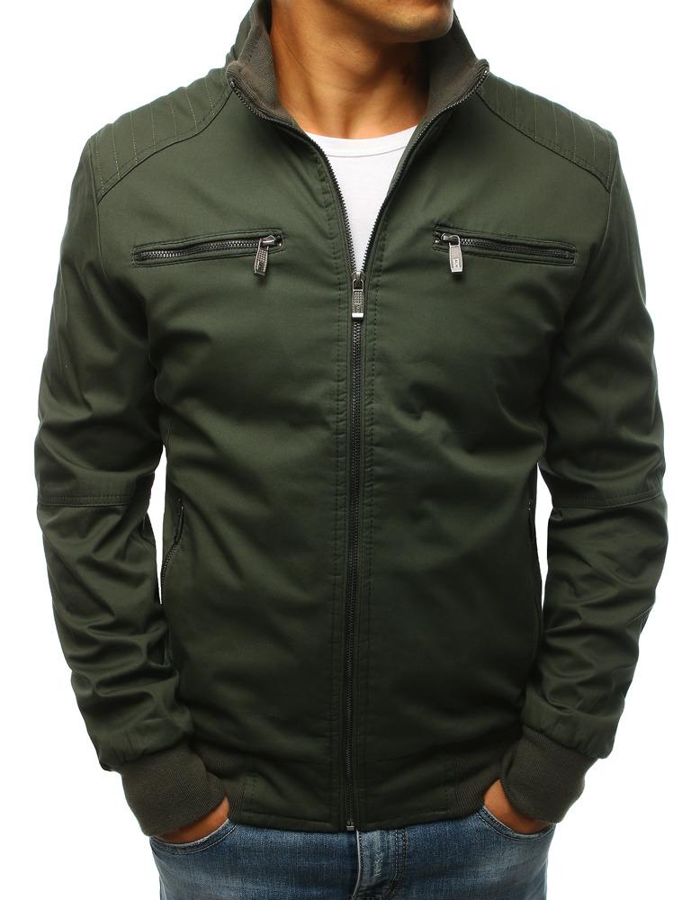 Zelená pánska bunda (tx2254)
