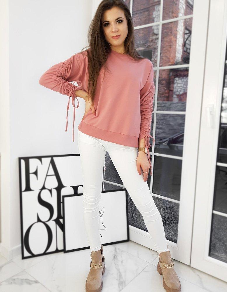 Bluza damska NANCY różowa Dstreet BY0683