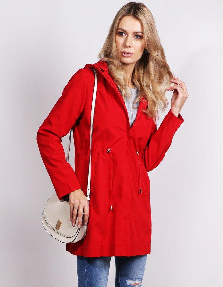 Červená štýlová dámska párka (ty0635)