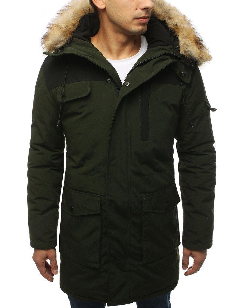 Pánska moderná zimná bunda (tx3035)