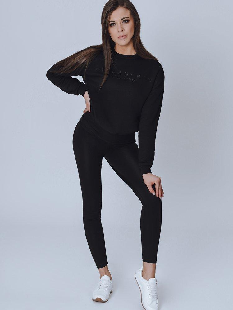 Bluza damska SACRAMENTO czarna BY0851