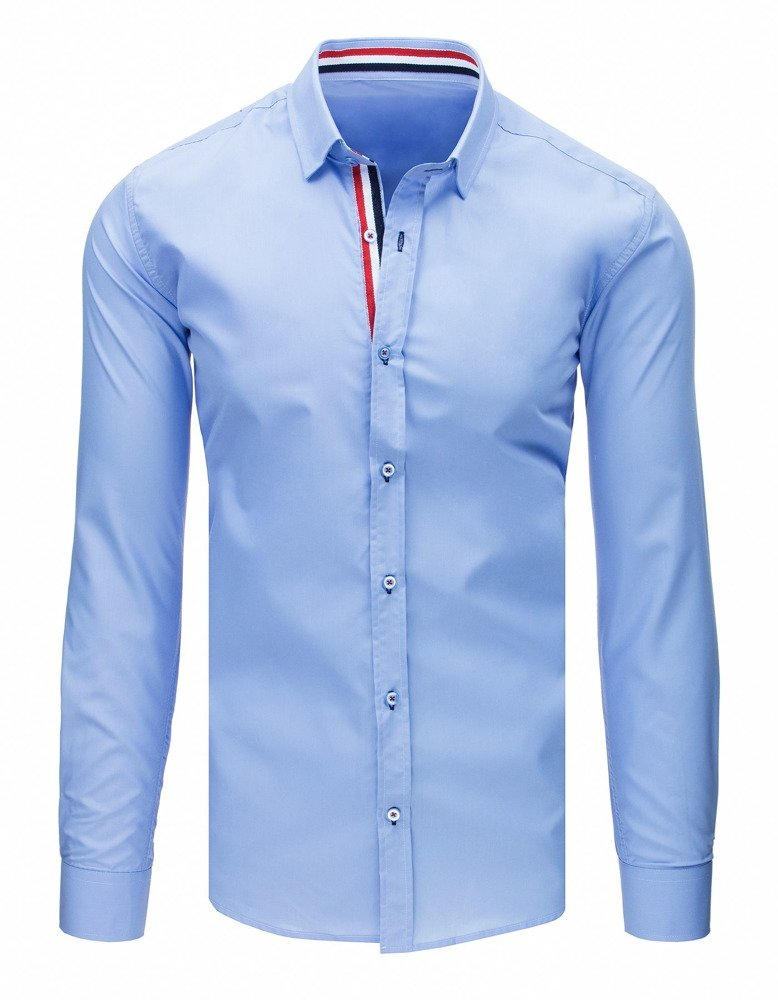 Elegantná košeľa modrá