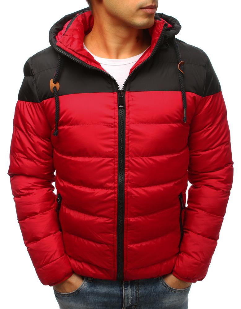 Trendová pánska bunda na zimu (tx2496)