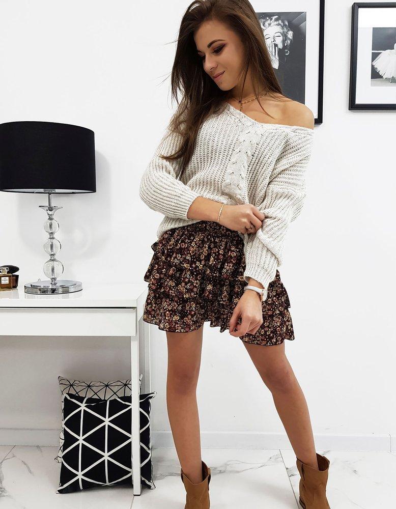 Sweter damski MACCO jasnobeżowy MY0637