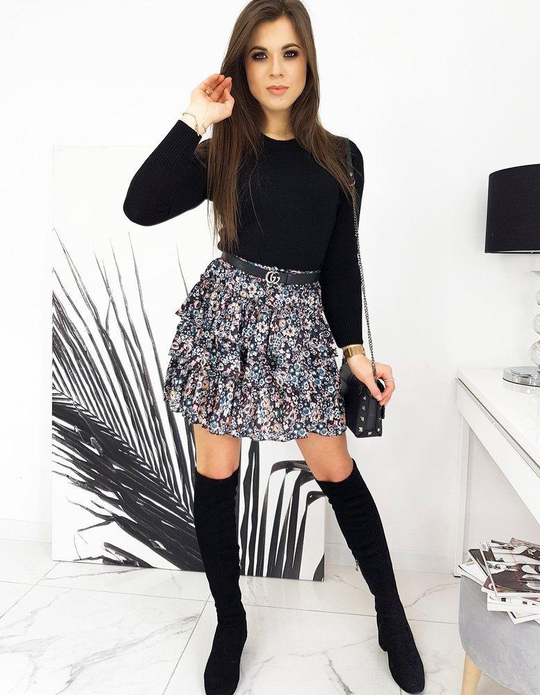 Sweter damski ARLES czarny MY0923