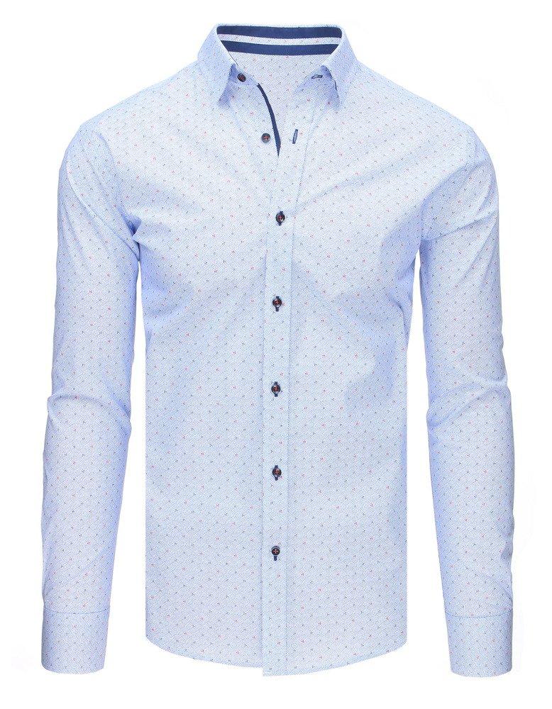 Elegantná košeľa biela