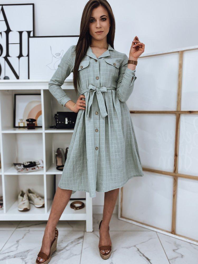 Sukienka EMILY miętowa Dstreet EY1627