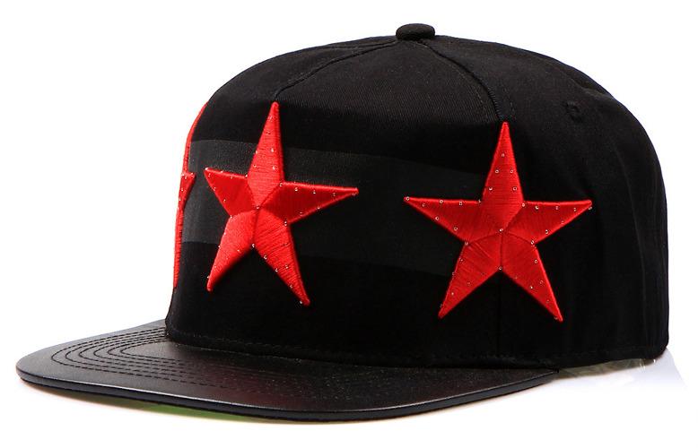 Pánska čiapka snapback čierna