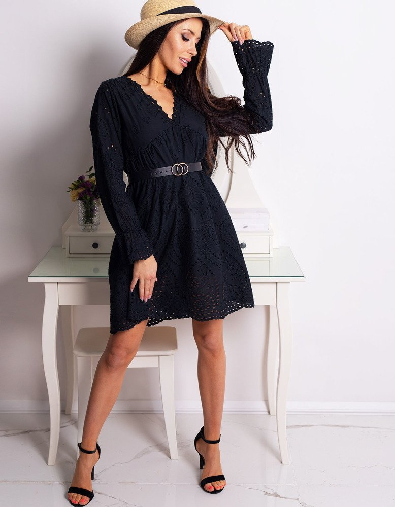 Sukienka MERCY czarna EY0755