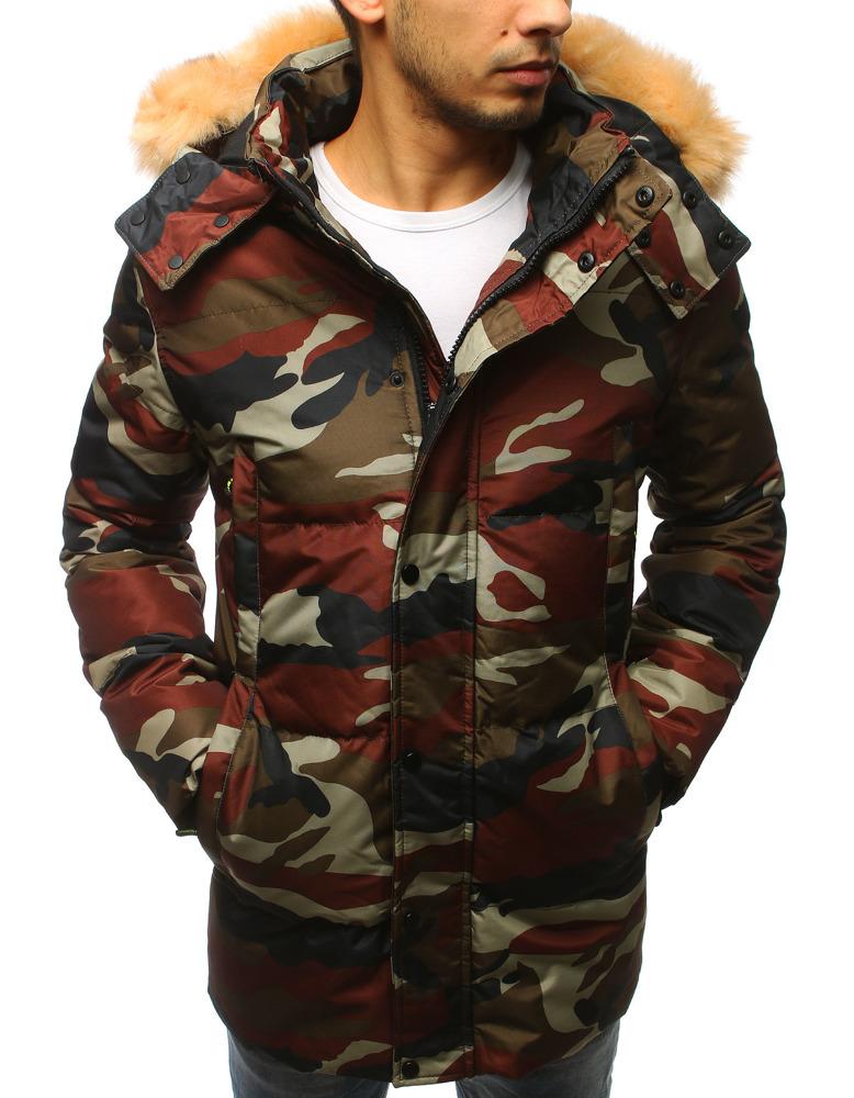 Pánska bunda na zimu (tx2532)