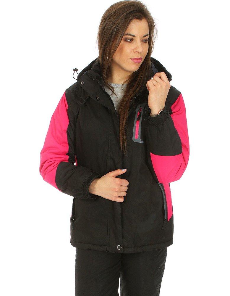 Štýlová dámska lyžiarska bunda (ty0537)