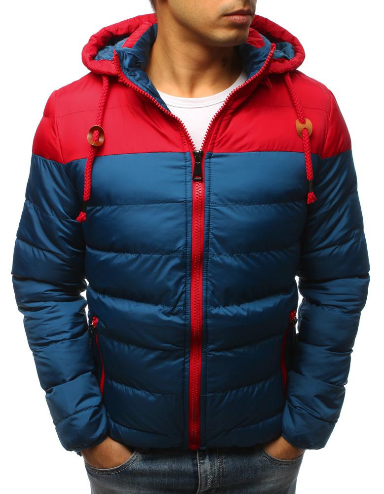 Prešívaná pánska bunda na zimu (tx2497)