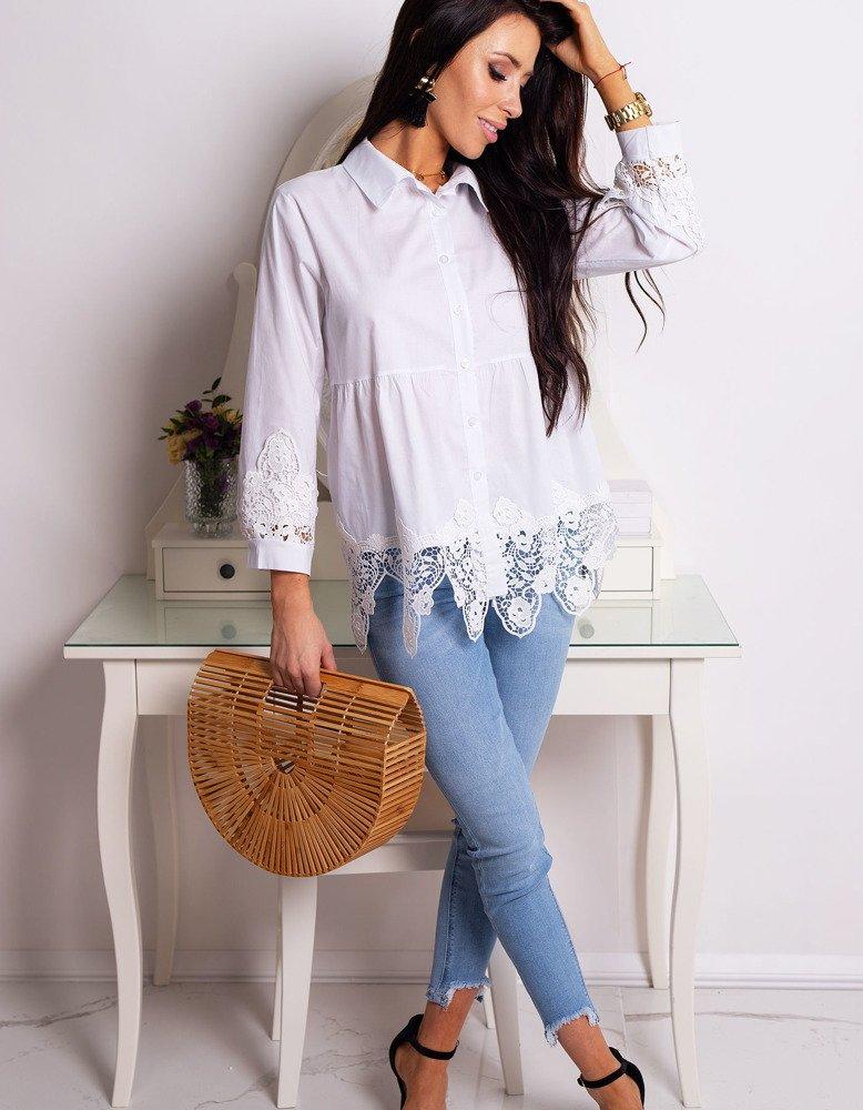 Koszula damska SONIA biała DY0182