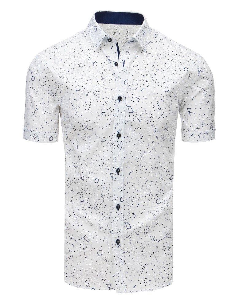 Pánska košeľa biela