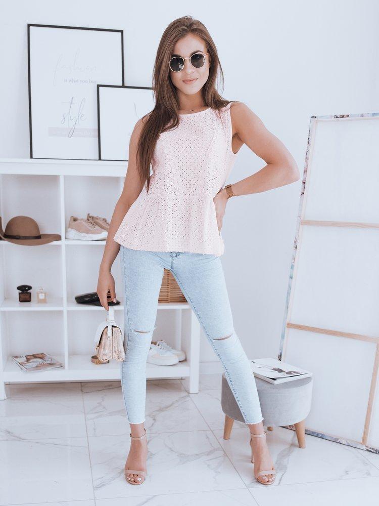 Bluzka damska BUENITA różowa RY1500