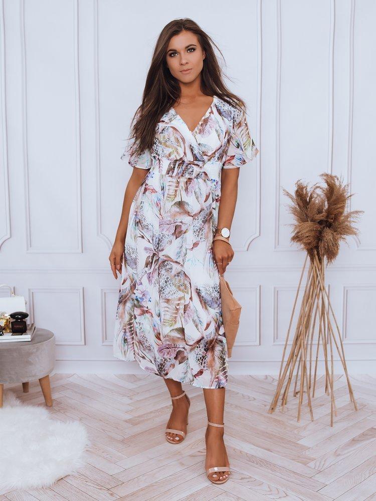 Sukienka LUNNA biała Dstreet EY1774