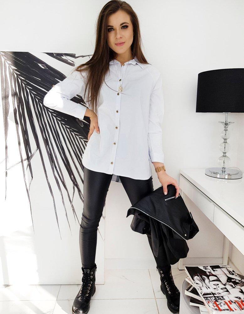 Koszula damska MERIDA biała DY0200