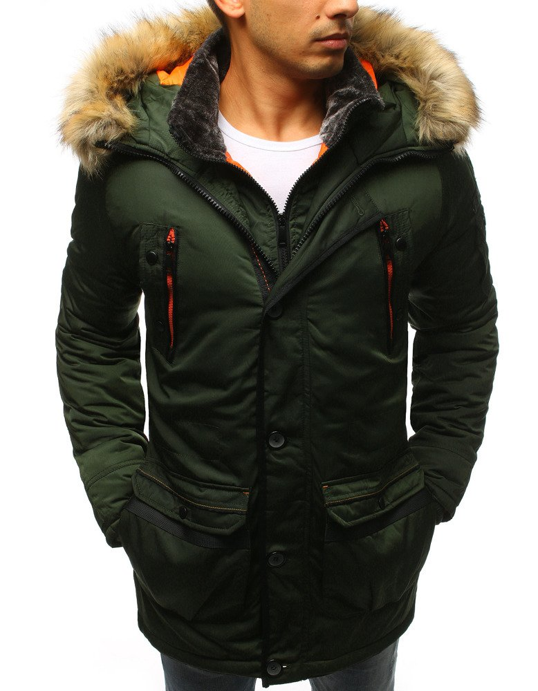 Zimná pánska bunda (tx2332)