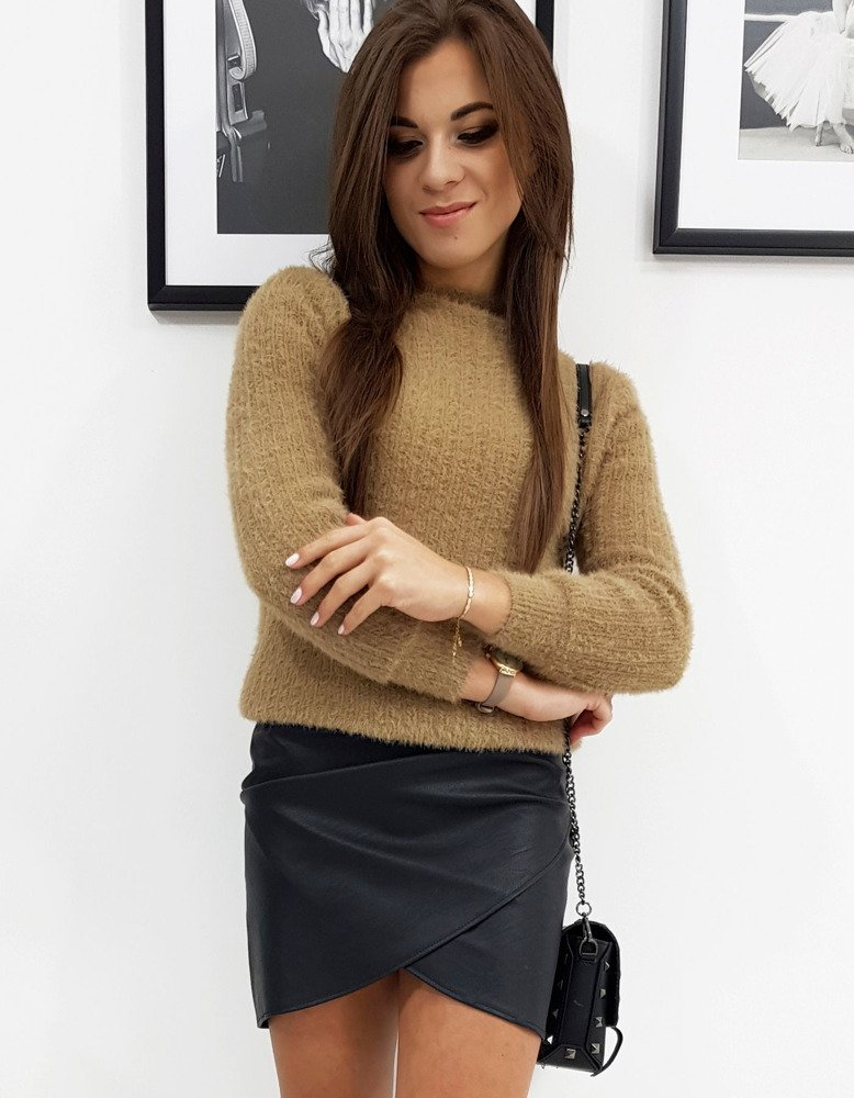 Sweter damski ARA beżowy MY0591