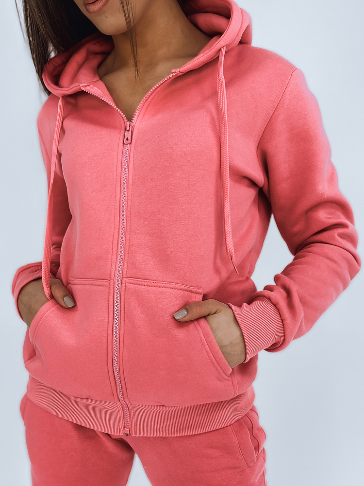 Bluza damska VICTORIA różowa BY0287