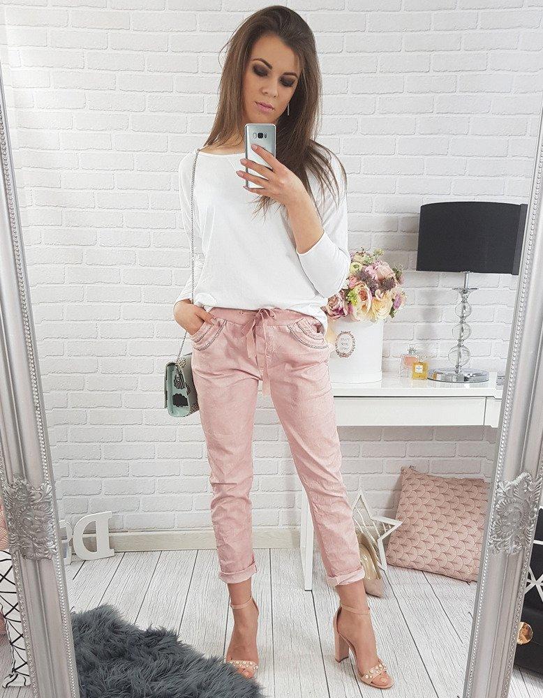 Bluzka damska DINA biała RY0253